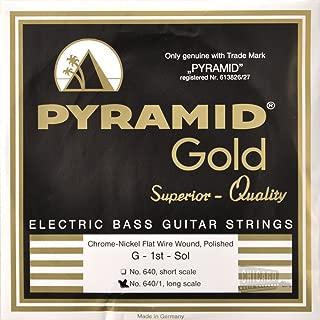 pyramid bass ukulele strings