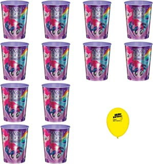 My Little Pony Plastic Cups 12 Count