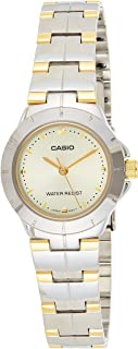 Casio General Ladies Watches Metal Fashion