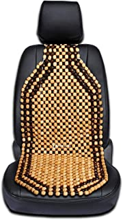 Wood Beaded Comfort Seat Cushion