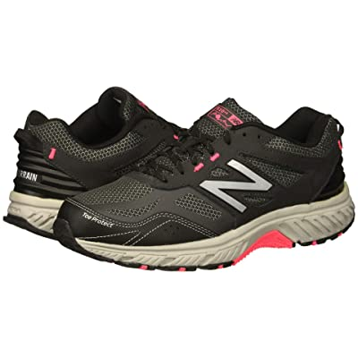 New Balance 510v4 (Black/Phantom/Pink Zing) Women