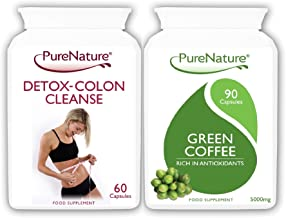 Green Coffee Bean Extract Ultra Strength 15000mg Per Serving Detox Colon Cleanse UK Premium Made Products Vegetarian Capsules One Month Supply FREE UK DELIVERY Estimated Price : £ 15,75
