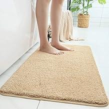Simple Soft Carpet Living Room Bedroom Sofa Bedside Rug Wear-Resistant Kitchen Bathroom Non-Slip Absorbent Pad Rectangle (...