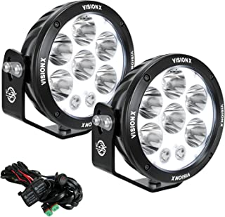 Vision X Lighting CGA-CPMH8MKIT 6.7″ ADV Light Cannon Series Kit