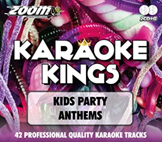 Zoom Karaoke Kings Vol. 2: Kids Party Anthems