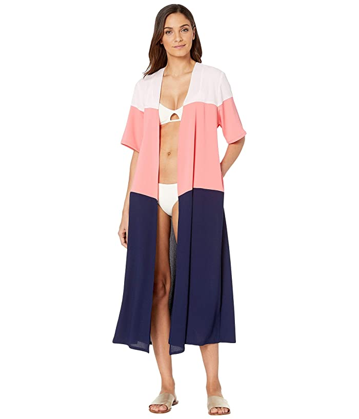FLAGPOLE Keira Robe (Flamingo Multi) Women