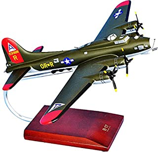Mastercraft Collection Boeing B-17G Fortress (Olive Drab) Model Scale:1/72