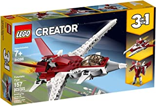 LEGO CREATOR - Futuristic Flyer 31086