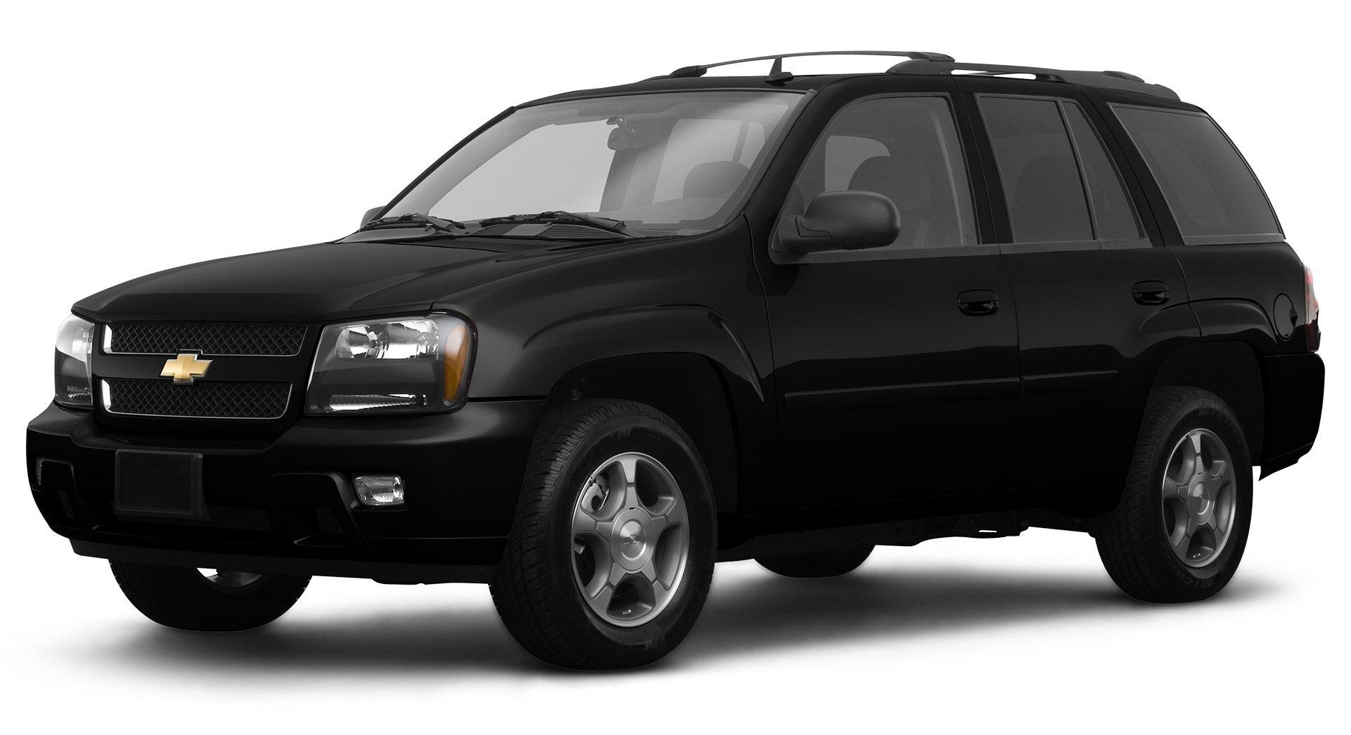 amazon com 2008 chevrolet trailblazer reviews, images, and specs 2008 Trailblazer LT 4WD 2008 chevrolet trailblazer lt w 1lt option package, 2 wheel drive 4