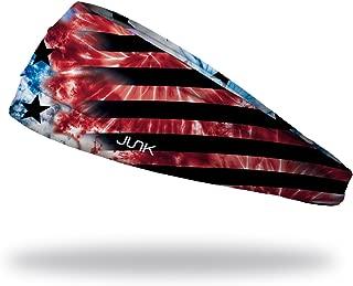 JUNK Brands Big Bang Lite American Headband, One Size