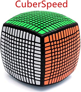 cuberspeed Moyu 13x13 Magic Cube Black Body 13x13x13 Speed Cube