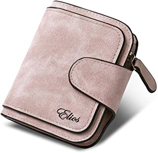Elios Compact Soft PU Leather Ladies Small Pocket Wallet RFID Blocking | Credit Card Holder |Organizer |Purse |Wallet for ...