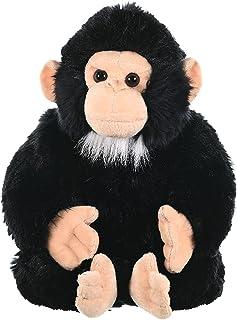 "Wild Republic Chimp Stuffed Animal Plush Toy, Multi (16521), 12"""
