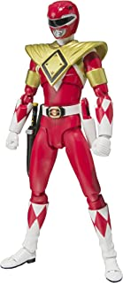 Bandai Tamashii Nations S.H. Figuarts Armored Red Ranger Mighty Morphin Power Rangers Action Figure