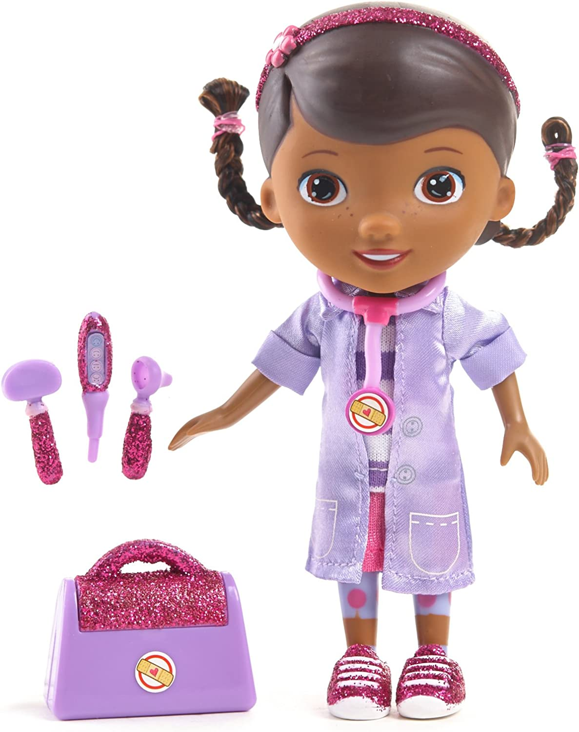 Doc McStuffins Time For Your Check Up Doll Set by Just Play