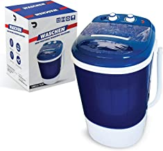 Portable Single Tub Washer And Spin Dryer- The Laundry Alternative- Mini Washing Machine- Portable Clothes Washer And Drye...
