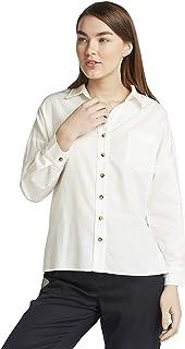 Lee Cooper Women 3017675 LCU20FFTOP2 Shirts & Blouses