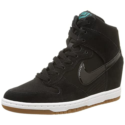 hot sale online 5675d 02f4e Nike Dunk Sky HI Essential Womens Fashion Wedge Shoes (7 B(M) US