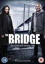 The Bridge  - Season 2 (3 Dvd) [Edizione: Regno Unito] [Reino Unido]