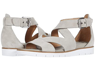 Sofft Mirabelle (Moonstone Grey Cow Suede) Women