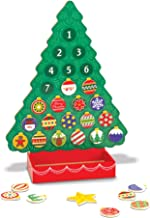Countdown to Christmas Wooden Advent Calendar [MUL]