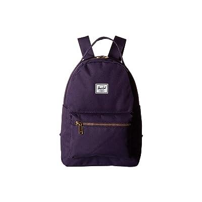 Herschel Supply Co. Nova X-Small (Purple Velvet) Backpack Bags