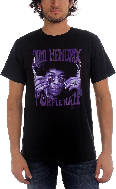 Jimi Hendrix Purple Haze Funny Tee Men/'s T-Shirt