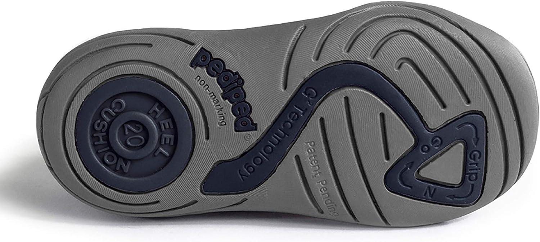 Toddler Pediped Unisex-Child Grip Adrian Fashion Sneaker