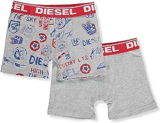 Diesel Big Boys 2-Pack Boxer Briefs