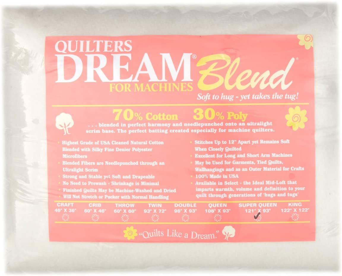 Quilter's Dream Ranking TOP18 Blend 121