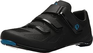 Pearl iZUMi Men's Select Road v5 Studio Cycling Shoe, Black, 45.0 M EU (10.8 US)