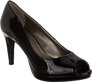 Bandolino Womens Baccanti Metallic Glitter Dress Heels