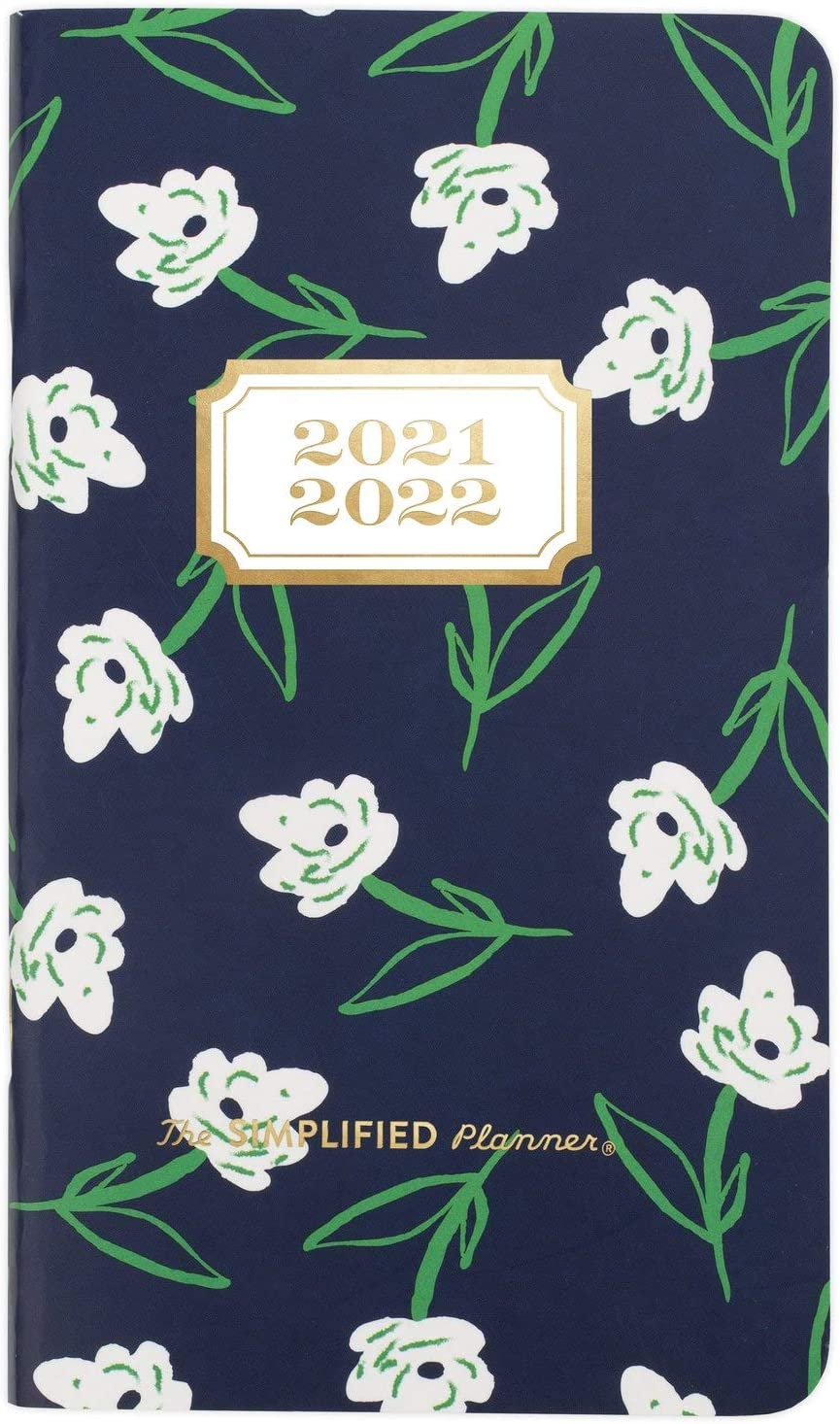 Academic 2021-2023 Pocket Calendar Simplified for Max 59% OFF High quality new by Emily Ley