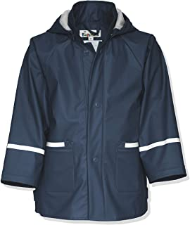 Playshoes Childrens Waterproof Reflective Rain Jacket É