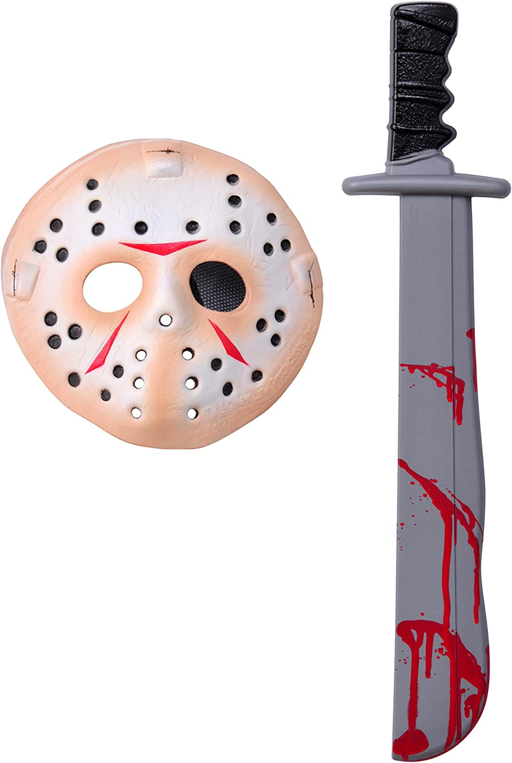 Friday The 13Th Jason Voorhees Mask Machete Ranking Sale special price TOP3 Set And