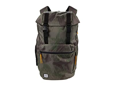 Volcom Ruckfold Backpack (Camouflage) Backpack Bags