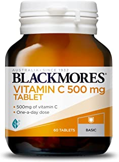 Blackmores Vitamin C 500mg Tablet, 60ct