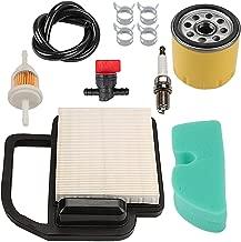 Anzac 20 083 02-S 20 083 06-S Air Filter Oil Filter Fuel Line Kit for Kohler SV470 SV471 SV480 SV530 SV540 SV541 SV590 SV591 SV600 SV601 SV610 SV620 Engine Cub Cadet Toro Lawn Mower Tractor