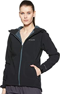 Columbia Women's Jacket (WL6753-522-L_Elderberry_L)