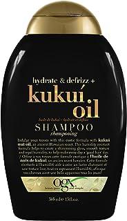 OGX Hydrate + Defrizz Kukui Oil Shampoo 385ml by Organix
