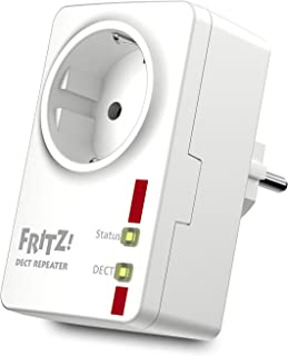 AVM Fritz Dect Repeater 100 (Erhöht Dect Reichweite, internationale Version)