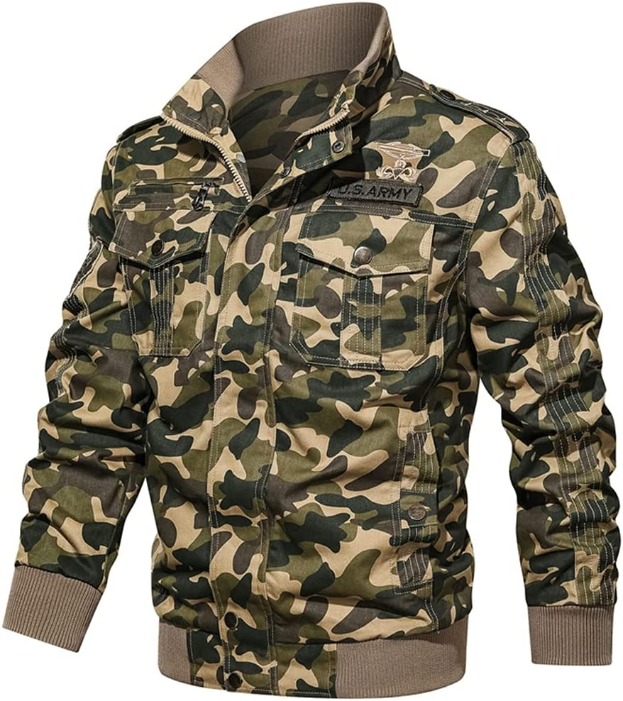 Spring and Autumn Thin Men's National products Washed Jacket Baseball Cotton Pure Super popular specialty store