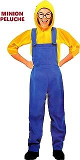 Partylandia Disfraz de Minion Pijama - S: Amazon.es: Ropa y accesorios