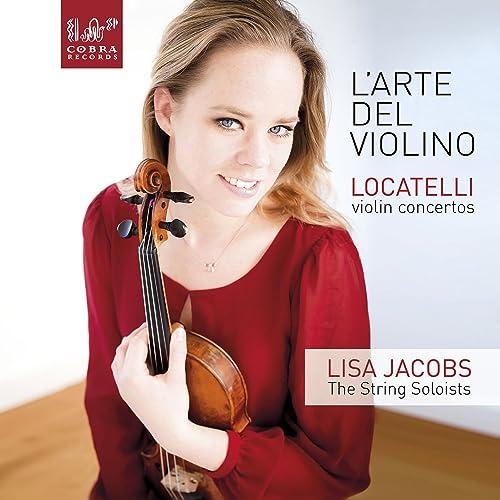 Locatelli Violin Concerto's