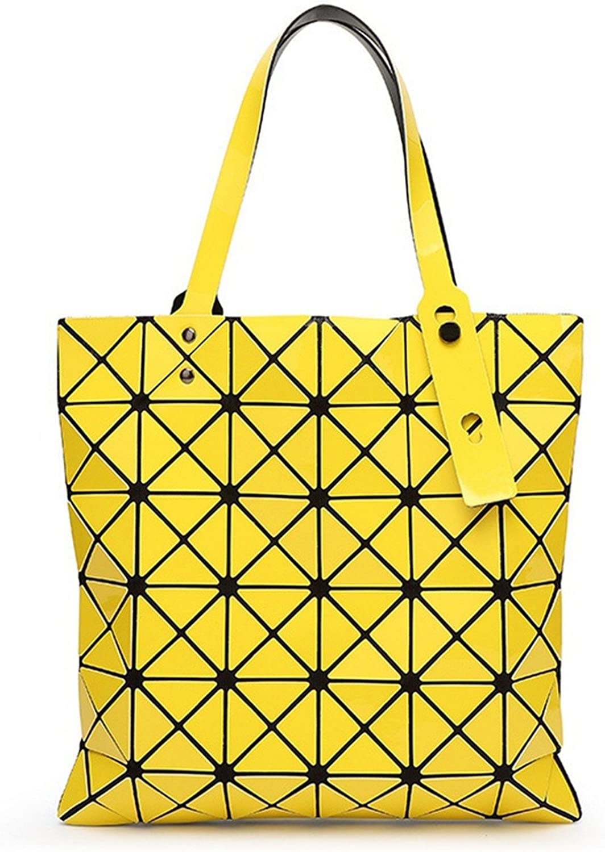 Daniig New Fashion New Women'S Bags Hologram Laser Geometric Handbags 1Pcs Lot