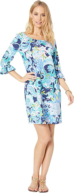 33d1fd5e8883f4 Lilly pulitzer adalie ruffle wrap dress | Shipped Free at Zappos