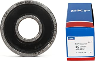 SKF 608-2RSH Rubber Seal Bearing