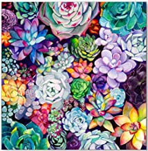 Paintings 5D Diy Daimond Painting Succulent Plants 3D Diamond Painting Rhinestones Diamant Painting Embroidery Scenery LZH...
