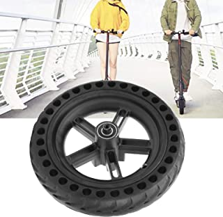 Scooter Rubber Tire, Scooter Wheels Tire for Xiaomi Mijia M365 Electric Scooter Accessory Professional 8.5in Wheel Tire fo...