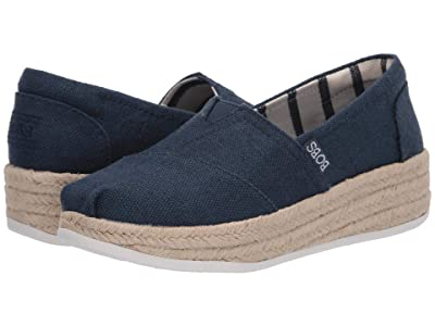 BOBS from SKECHERS Highlights 2.0 Fairy Duster (Navy) Women